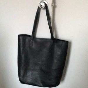 old navy tote _ open top